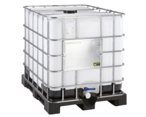 Kontejner na vodu - 1000 l - závaží